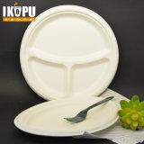 Контейнер еды Tableware коробок обеда пульпы Eco содружественный Biodegradable