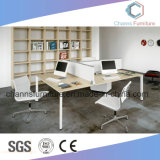 Poste de travail de meubles de bureau de bureau d'ordinateur moderne