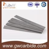 De Strook van de Plaat van het Carbide van het wolfram voor Scherp Hulpmiddel