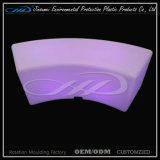 Heißes Selling Glow Waterproof Bar Furniture mit PET Material