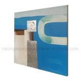 Impresión hecha a mano de la lona de la pintura al óleo del extracto de la decoración de la pared para la decoración de la oficina