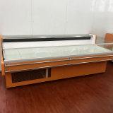 Caixa de indicador Refrigerated do marisco do gabinete de indicador da carne