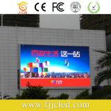 Visualizzazione di LED esterna P6, comitato elettronico del LED (960*960mm)