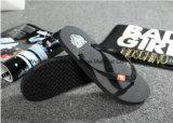 Новые Flops Flip тапочек сопротивления слова характера отдыха каникулы ботинок пляжа цвета