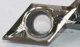 Inserti di giro Dcgt dell'alluminio del carburo di fabbricazione
