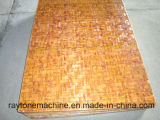 Paleta de madera dura de la tarjeta de madera para la máquina del ladrillo