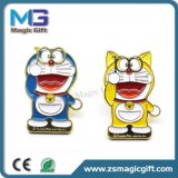 Hot Sales Doraemon Pin Pin Promocional Gift Pin