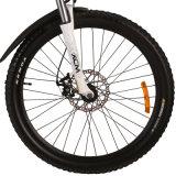スポークの車輪が付いている2017新しい設計されていた電気バイク