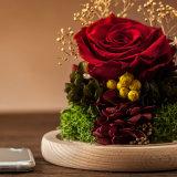 Flor natural de la manera para la decoración de la boda