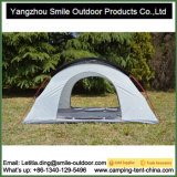 La cupola di alluminio del Palo seleziona in su va tenda dell'Artide di altezza della natura