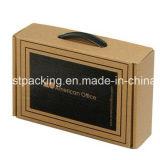 Cadre de valise de carton de papier d'approvisionnement d'usine avec le traitement