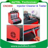Automotive van uitstekende kwaliteit cnc-600 Injector&Cleaner Tester Machine Fuel Injector Cleaner 110V en 220V
