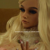 132cm Echte Doll van het Geslacht van Doll van het Geslacht van het Silicone Levensechte Mannelijke voor Vrouwen op Verkoop met Msds- Certificaat