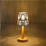 Schreibtisch-Lampen-Nachthelle Führung tragen 5W die Farben-Grad-Nacht des warmen Farben-Funkens eine Lieferung P für den Schlafzimmer-Schreibtisch Lamporterage ein