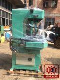 Sapatas dos miúdos que fazem a máquina usada máquina da sapata