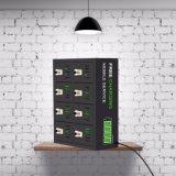 Локер зарядной станции сотового телефона с 8 локерами заливов
