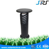 2016 SRS Cylindre Solar Garden Lawn Light Nouveau design en acier inoxydable Solar Garden Lawn Light