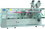 Cápsula semiautomática con bloquear horizontal de la máquina de rellenar