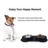 Haustier-Filterglocke-Tellersegment eingestellt für Hundekatzen
