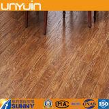 Plancher en bois commercial de vinyle de PVC