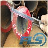 Tallas suaves negras del tubo de acero de aleación del tubo de acero del tubo de acero del API 5L