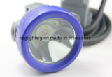 Lampe de chapeau de sûreté de mineur de cordon de la qualité 6.6ah avec le lithium Lon