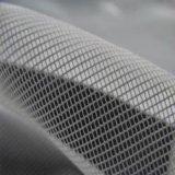 Red de la pantalla de la ventana/pantalla plegables materiales impermeables del mosquito del Plisse