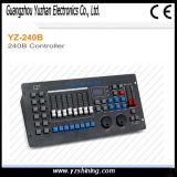Regulador de la iluminación de la etapa del canal DMX 512 de la venta al por mayor 192