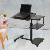 Bureau réglable d'ordinateur de hauteur/bureau d'ordinateur portatif