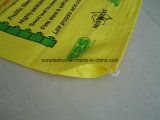 Pp. gesponnener Beutel. Zuckerbeutel, Mehl-Beutel, Zufuhr-Beutel, Düngemittel-Beutel, chemische Beutel, Startwert- für Zufallsgeneratorbeutel