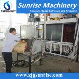 Misturador de alta velocidade do misturador plástico do PVC com auto sistema de alimentação
