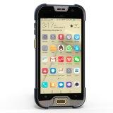 Terminal IP68 Handheld industrial impermeável áspero de Smartphone com o processador de dados do varredor de código de Qr do código de barras 1/2D