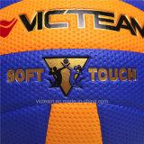 Marcas de fábrica baratas del voleibol de la playa de la venta al por mayor del precio