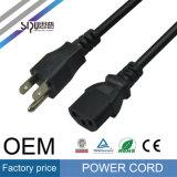 Sipu Amerika Standardnetzanschlußkabel bestes USA-Stecker-Energien-Kabel