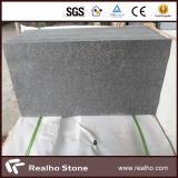 300X600壁または床のための磨かれたG684/Mongolianの黒い玄武岩の石のタイル
