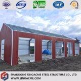 Edificio de acero del marco porta para el almacén/el granero