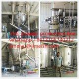 Producción infantil de leche en polvo produciendo la línea de transformación planta