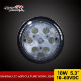 "New 18W 5 "" Round Of heavy Of work Of light of for Of agriculture Of vehicles"