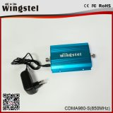 CDMA980 teléfono celular 850MHz 2g profesional Amplificador de señal con la antena