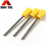 China Factory Carbide End Mill Cutter para alumínio