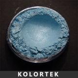 De minerale Fabrikant van het Pigment, het Poeder van het Mica in Nagellak
