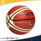 Venta al por mayor impresa aduana del baloncesto de la talla estándar