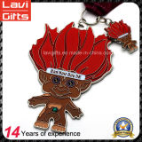 New Product 2017 Mascot Memory Medal Metal