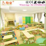Мебель малышей деревянная, Pre шкаф стулов таблицы класса школы