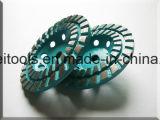 Истирательное меля колесо чашки для стального основания с этапом металла