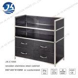 Самомоднейший шкаф Jk-C1004 400*580*650mm передвижного офиса нержавеющей стали