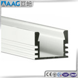 Guida di alluminio d'anodizzazione di iso 6063-T5