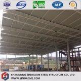 Пакгауз/хранение/фабрика стальной рамки горячего DIP гальванизированный