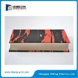A5 크기 완벽한 바인딩 단단한 덮개 카탈로그 인쇄 (DP-HC0001)