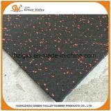 EPDM Stars el suelo de goma Rolls de las esteras de goma para Crossfit